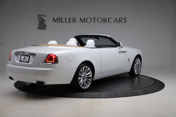 New 2020 Rolls-Royce Dawn for sale Sold at Alfa Romeo of Greenwich in Greenwich CT 06830 9
