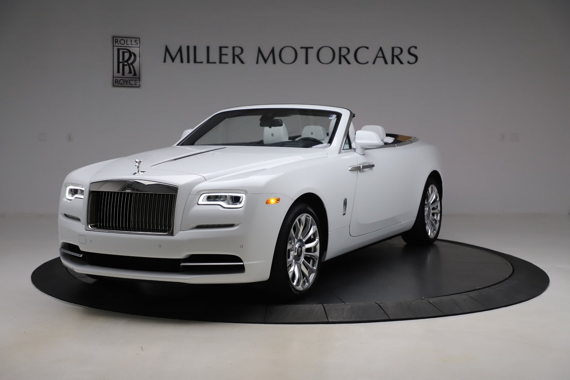 New 2020 Rolls-Royce Dawn for sale Sold at Alfa Romeo of Greenwich in Greenwich CT 06830 1