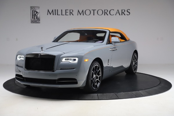 New 2020 Rolls-Royce Dawn Black Badge for sale $482,125 at Alfa Romeo of Greenwich in Greenwich CT 06830 10