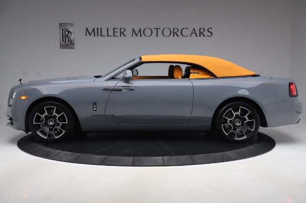 New 2020 Rolls-Royce Dawn Black Badge for sale $482,125 at Alfa Romeo of Greenwich in Greenwich CT 06830 11