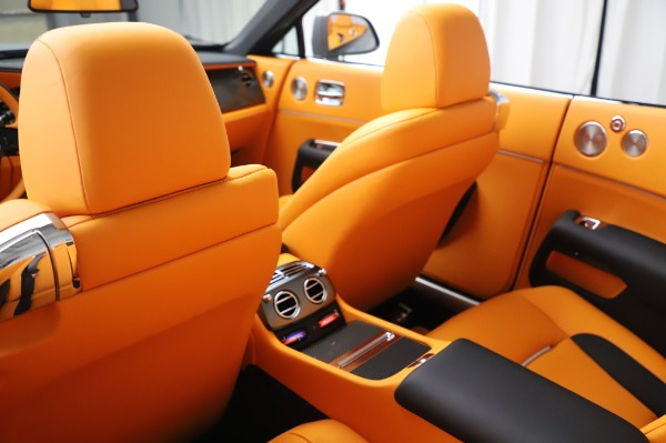 New 2020 Rolls-Royce Dawn Black Badge for sale $482,125 at Alfa Romeo of Greenwich in Greenwich CT 06830 20