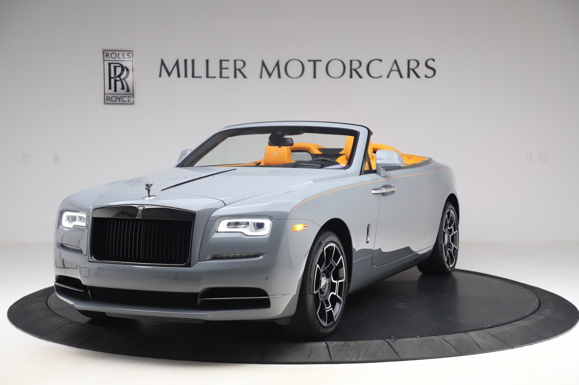 New 2020 Rolls-Royce Dawn Black Badge for sale $482,125 at Alfa Romeo of Greenwich in Greenwich CT 06830 1