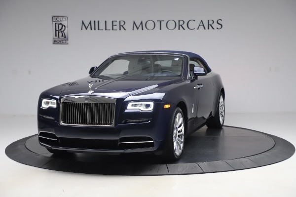 New 2020 Rolls-Royce Dawn for sale $384,875 at Alfa Romeo of Greenwich in Greenwich CT 06830 10