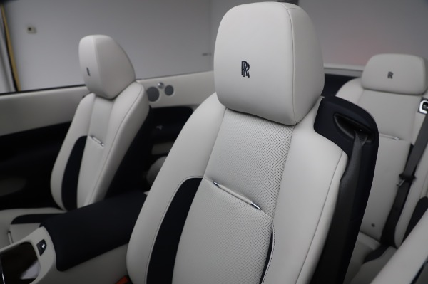 New 2020 Rolls-Royce Dawn for sale $384,875 at Alfa Romeo of Greenwich in Greenwich CT 06830 17