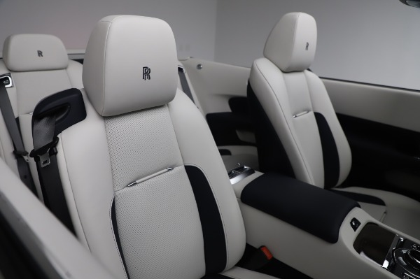 Used 2020 Rolls-Royce Dawn for sale Call for price at Alfa Romeo of Greenwich in Greenwich CT 06830 18