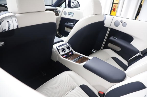 Used 2020 Rolls-Royce Dawn for sale Call for price at Alfa Romeo of Greenwich in Greenwich CT 06830 23