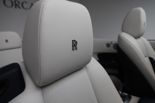 Used 2020 Rolls-Royce Dawn for sale Call for price at Alfa Romeo of Greenwich in Greenwich CT 06830 27