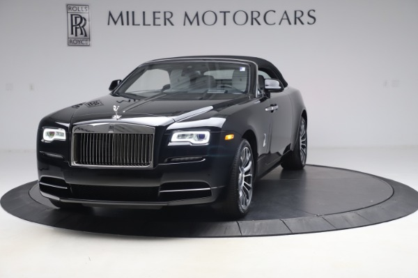 New 2020 Rolls-Royce Dawn for sale $386,250 at Alfa Romeo of Greenwich in Greenwich CT 06830 10