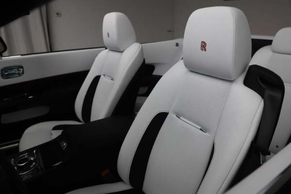New 2020 Rolls-Royce Dawn for sale $386,250 at Alfa Romeo of Greenwich in Greenwich CT 06830 17