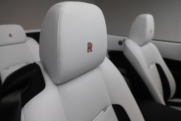 New 2020 Rolls-Royce Dawn for sale $386,250 at Alfa Romeo of Greenwich in Greenwich CT 06830 26