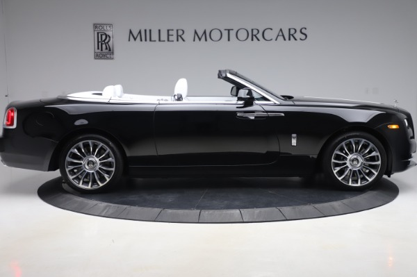 New 2020 Rolls-Royce Dawn for sale $386,250 at Alfa Romeo of Greenwich in Greenwich CT 06830 7