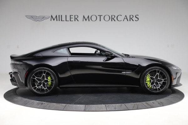 New 2020 Aston Martin Vantage AMR Coupe for sale Sold at Alfa Romeo of Greenwich in Greenwich CT 06830 10