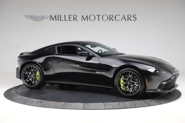 New 2020 Aston Martin Vantage AMR Coupe for sale Sold at Alfa Romeo of Greenwich in Greenwich CT 06830 11