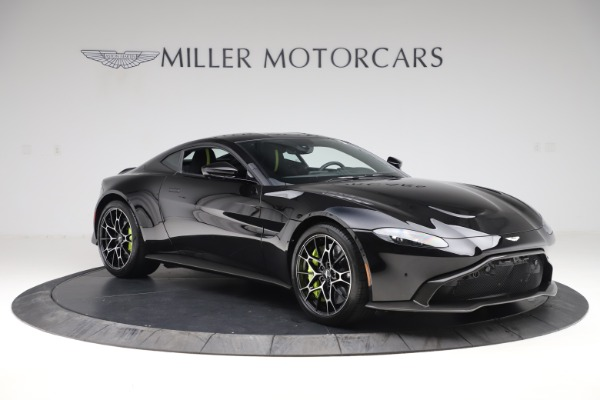 New 2020 Aston Martin Vantage AMR Coupe for sale Sold at Alfa Romeo of Greenwich in Greenwich CT 06830 12
