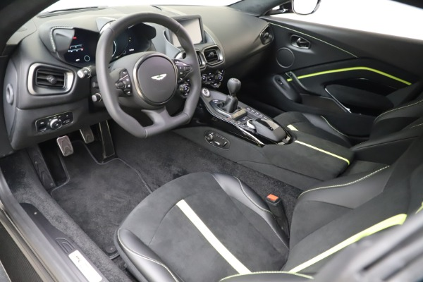 New 2020 Aston Martin Vantage AMR Coupe for sale Sold at Alfa Romeo of Greenwich in Greenwich CT 06830 13
