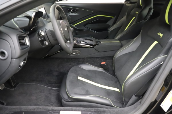 New 2020 Aston Martin Vantage AMR Coupe for sale $191,931 at Alfa Romeo of Greenwich in Greenwich CT 06830 14