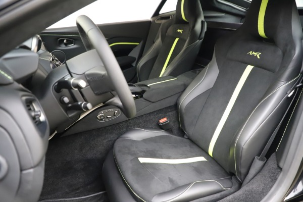 New 2020 Aston Martin Vantage AMR Coupe for sale $191,931 at Alfa Romeo of Greenwich in Greenwich CT 06830 15