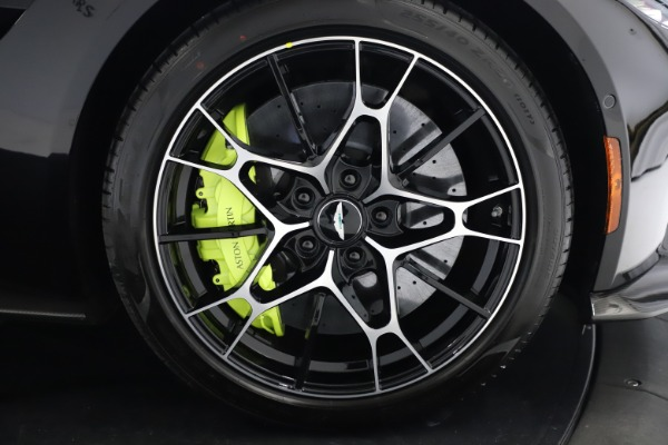 New 2020 Aston Martin Vantage AMR Coupe for sale Sold at Alfa Romeo of Greenwich in Greenwich CT 06830 24