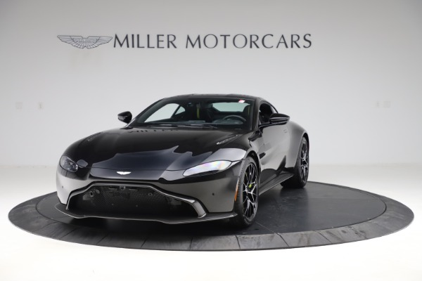 New 2020 Aston Martin Vantage AMR Coupe for sale $191,931 at Alfa Romeo of Greenwich in Greenwich CT 06830 3