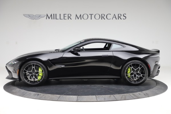 New 2020 Aston Martin Vantage AMR Coupe for sale Sold at Alfa Romeo of Greenwich in Greenwich CT 06830 4