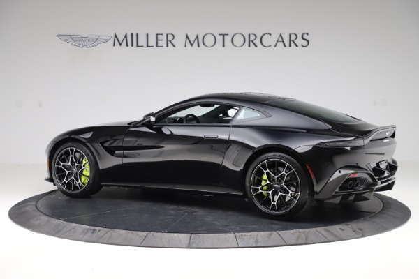 New 2020 Aston Martin Vantage AMR Coupe for sale Sold at Alfa Romeo of Greenwich in Greenwich CT 06830 5