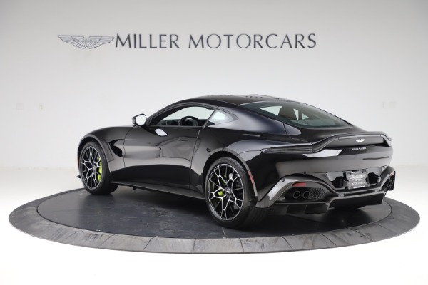 New 2020 Aston Martin Vantage AMR Coupe for sale Sold at Alfa Romeo of Greenwich in Greenwich CT 06830 6