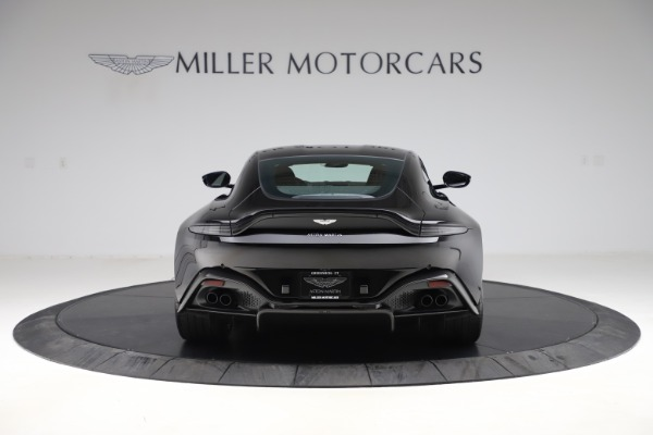 New 2020 Aston Martin Vantage AMR Coupe for sale Sold at Alfa Romeo of Greenwich in Greenwich CT 06830 7