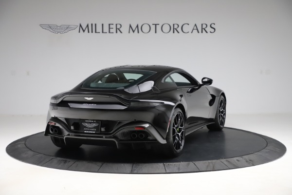 New 2020 Aston Martin Vantage AMR Coupe for sale Sold at Alfa Romeo of Greenwich in Greenwich CT 06830 8