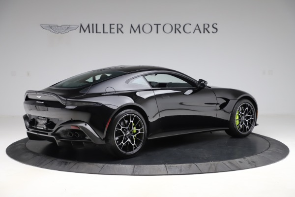 New 2020 Aston Martin Vantage AMR Coupe for sale Sold at Alfa Romeo of Greenwich in Greenwich CT 06830 9