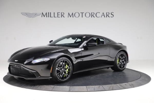 New 2020 Aston Martin Vantage AMR Coupe for sale Sold at Alfa Romeo of Greenwich in Greenwich CT 06830 1