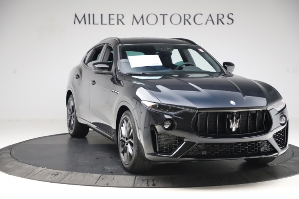 New 2020 Maserati Levante Q4 GranSport for sale $88,885 at Alfa Romeo of Greenwich in Greenwich CT 06830 11