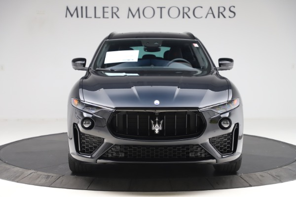 New 2020 Maserati Levante Q4 GranSport for sale $88,885 at Alfa Romeo of Greenwich in Greenwich CT 06830 12