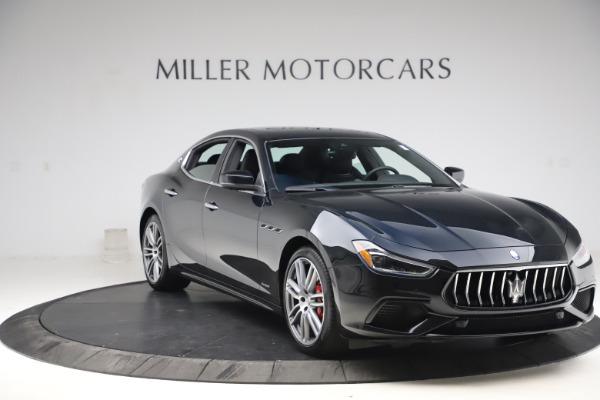 New 2020 Maserati Ghibli S Q4 GranSport for sale $70,331 at Alfa Romeo of Greenwich in Greenwich CT 06830 11