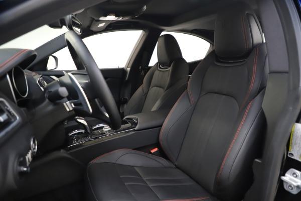 New 2020 Maserati Ghibli S Q4 GranSport for sale $70,331 at Alfa Romeo of Greenwich in Greenwich CT 06830 15