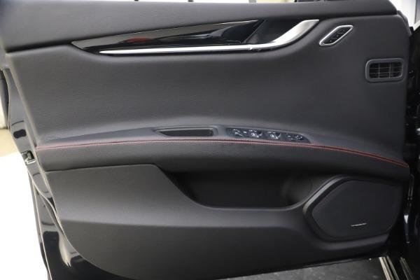 New 2020 Maserati Ghibli S Q4 GranSport for sale $70,331 at Alfa Romeo of Greenwich in Greenwich CT 06830 17