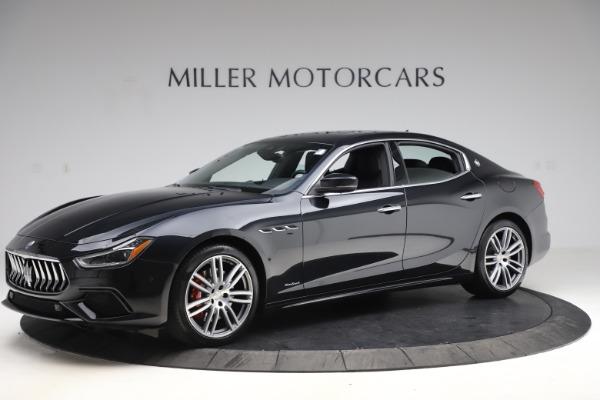 New 2020 Maserati Ghibli S Q4 GranSport for sale $70,331 at Alfa Romeo of Greenwich in Greenwich CT 06830 2