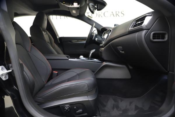 New 2020 Maserati Ghibli S Q4 GranSport for sale $70,331 at Alfa Romeo of Greenwich in Greenwich CT 06830 22