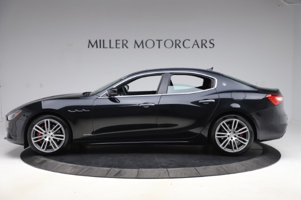 New 2020 Maserati Ghibli S Q4 GranSport for sale $70,331 at Alfa Romeo of Greenwich in Greenwich CT 06830 3