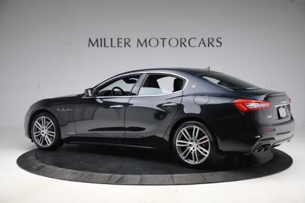 New 2020 Maserati Ghibli S Q4 GranSport for sale $70,331 at Alfa Romeo of Greenwich in Greenwich CT 06830 4