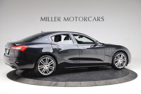 New 2020 Maserati Ghibli S Q4 GranSport for sale $70,331 at Alfa Romeo of Greenwich in Greenwich CT 06830 8