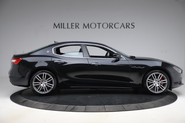 New 2020 Maserati Ghibli S Q4 GranSport for sale $70,331 at Alfa Romeo of Greenwich in Greenwich CT 06830 9
