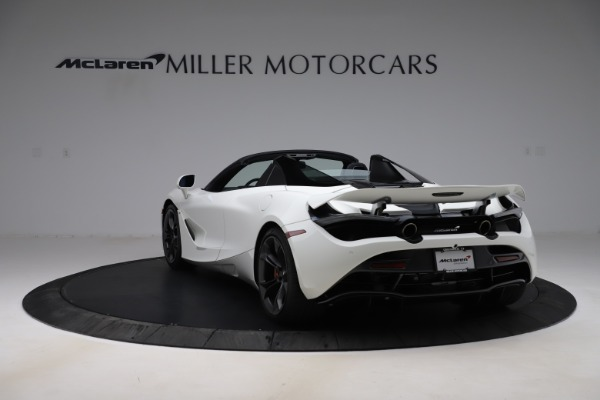 Used 2020 McLaren 720S Spider Convertible for sale Call for price at Alfa Romeo of Greenwich in Greenwich CT 06830 10