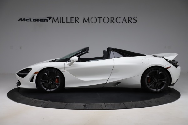 Used 2020 McLaren 720S Spider Convertible for sale Call for price at Alfa Romeo of Greenwich in Greenwich CT 06830 12