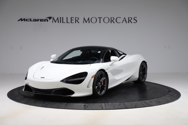 Used 2020 McLaren 720S Spider Convertible for sale Call for price at Alfa Romeo of Greenwich in Greenwich CT 06830 13