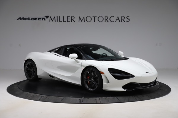 Used 2020 McLaren 720S Spider Convertible for sale Call for price at Alfa Romeo of Greenwich in Greenwich CT 06830 14