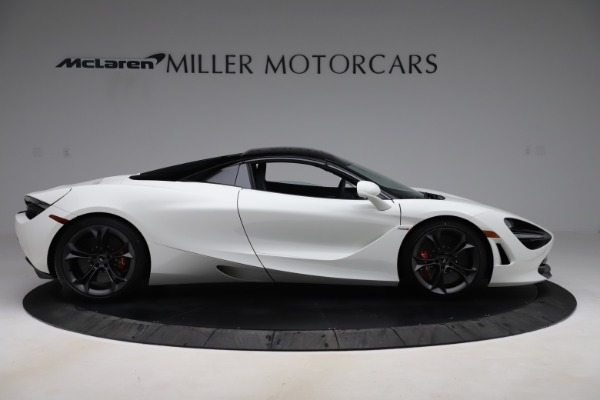 Used 2020 McLaren 720S Spider Convertible for sale Call for price at Alfa Romeo of Greenwich in Greenwich CT 06830 15