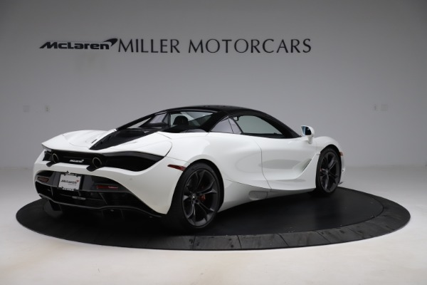 Used 2020 McLaren 720S Spider Convertible for sale Call for price at Alfa Romeo of Greenwich in Greenwich CT 06830 16