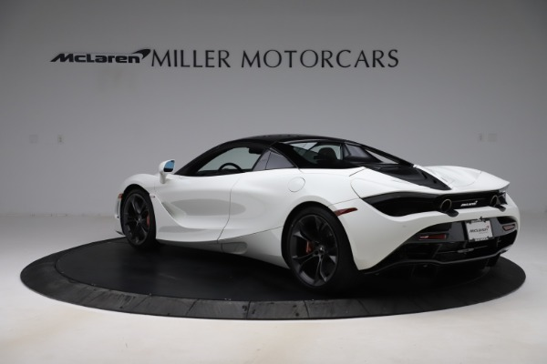 Used 2020 McLaren 720S Spider Convertible for sale Call for price at Alfa Romeo of Greenwich in Greenwich CT 06830 18