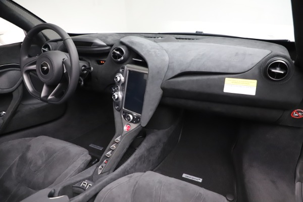 Used 2020 McLaren 720S Spider Convertible for sale Call for price at Alfa Romeo of Greenwich in Greenwich CT 06830 24