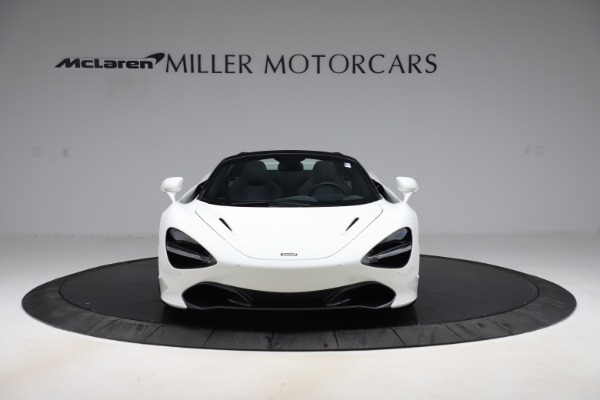 Used 2020 McLaren 720S Spider Convertible for sale Call for price at Alfa Romeo of Greenwich in Greenwich CT 06830 3